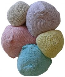 Knitted Knockers Costa del Sol Spain