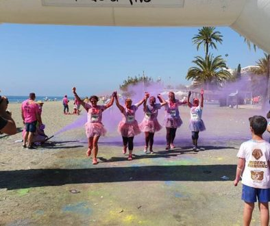 Colours' Beach Run Torre del Mar