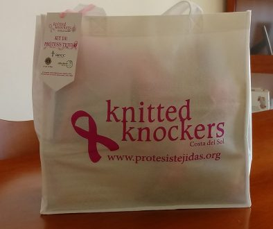 Knitted Knockers Kit - Oct 15 2019