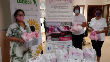 Presentation at Cudeca Hospice